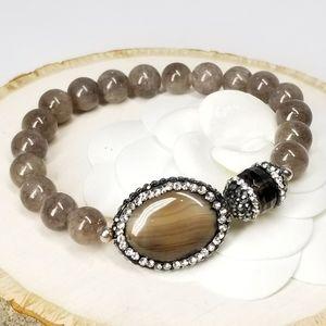 New Cat Eye Agate Bracelets